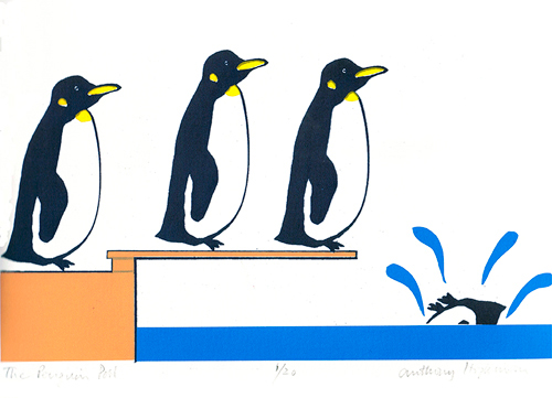 The Penguin Pool
